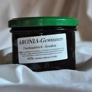 Aronia- Gewinner (Fruchtaufstrich – Kreation) 250 g